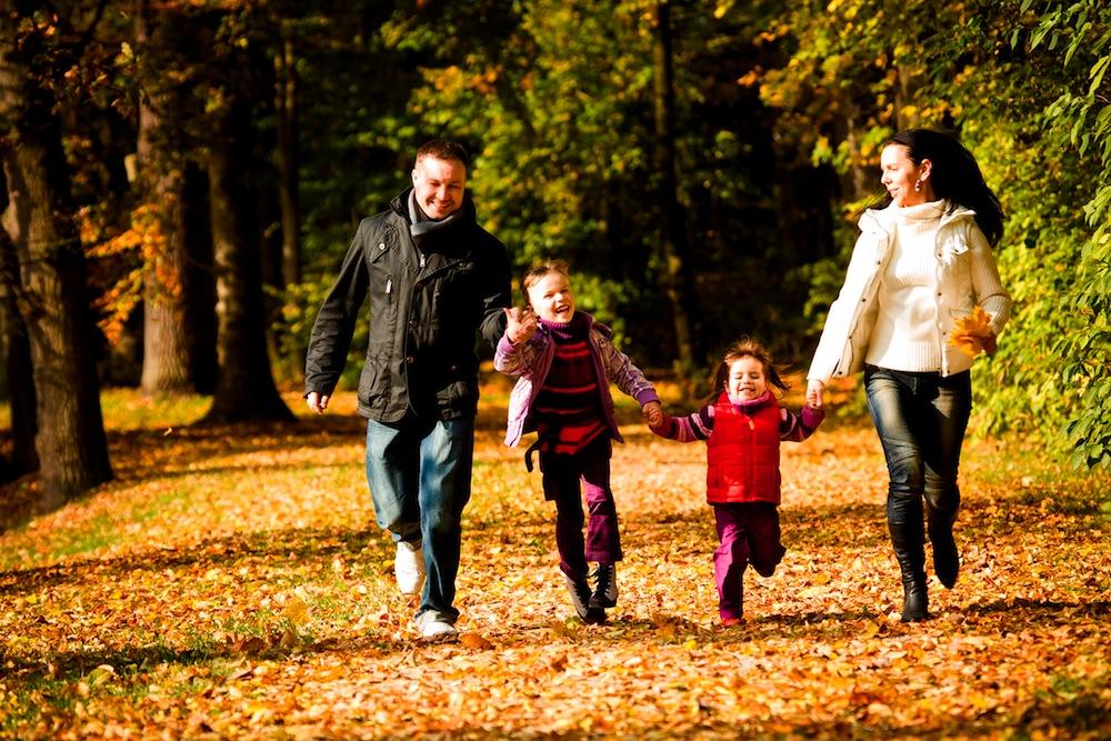 Bambini e campagna, i benefici sono immensi
